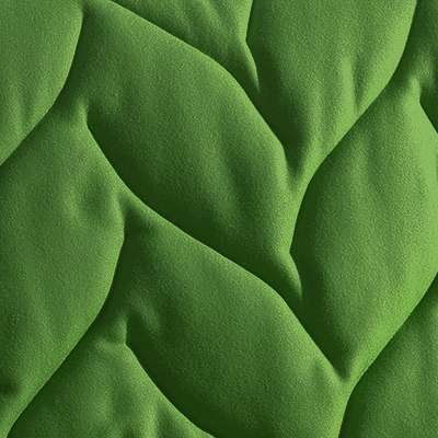 Green for Foliage Sofa by Kartell (KTFOLIAGESOFA)