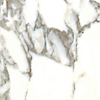 Request Free Arabescato Coated Marble Swatch for the Saarinen Round Dining Table by Knoll. 47""