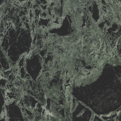 Verde Alpi Coated Marble for Saarinen Round Coffee Table by Knoll (KN162T)
