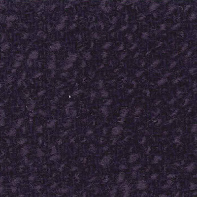 Black Iris Classic Boucle for Platner Stool by Knoll (KN1719)