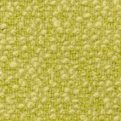 Chartreuse Classic Boucle for Asymmetric Chaise Lounge, Fully Upholstered by Knoll (KN429LU)