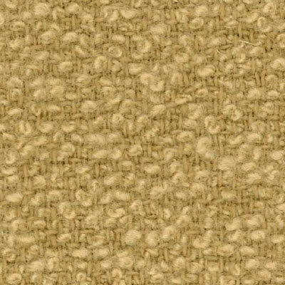 Flax Classic Boucle for Asymmetric Chaise Lounge, Fully Upholstered by Knoll (KN429LU)
