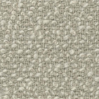 Neutral Classic Boucle for Asymmetric Chaise Lounge, Fully Upholstered by Knoll (KN429LU)