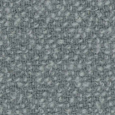 Smoke Classic Boucle for Florence Knoll 2 Seat Bench by Knoll (KN2530Y2C)