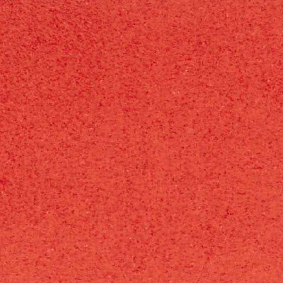 Poppy Ultrasuede for Saarinen Executive Armless Chair, Plastic Back by Knoll (KN72)