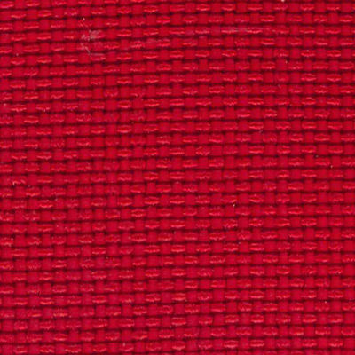 Tomato Cotton-Nylon Webbing for Risom Lounge Chair with Arms by Knoll (KN654LA)