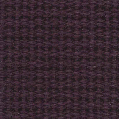 Aubergine Cotton Webbing for Risom Lounge Chair with Arms by Knoll (KN654LA)