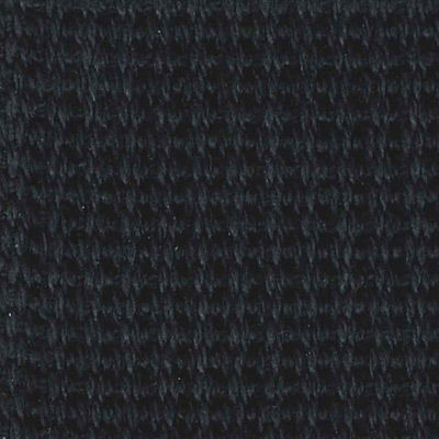 Black Cotton Webbing for Risom Lounge Chair with Arms by Knoll (KN654LA)