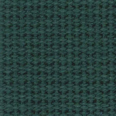 Forest Green Cotton Webbing for Risom Sitting Stool by Knoll (KN667)