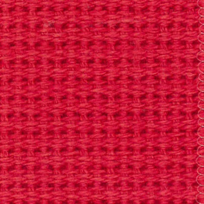 Red Cotton Webbing for Risom Lounge Chair with Arms by Knoll (KN654LA)