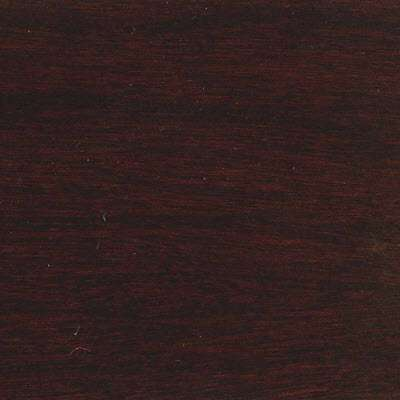 Reff Dark Cherry Veneer for Saarinen 20in Round Side Table by Knoll (KN163)