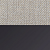 "Request Free Sanford Linen | Blackened Metal Swatch for the Bank 96"" Sofa by Blu Dot"