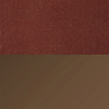 "Request Free Mahogany Velvet | Brass Swatch for the Bank 96"" Sofa by Blu Dot"