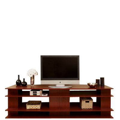 Picture of 8' Wide  Classic  Media Console