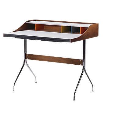 herman miller office desk. nelson swag leg desk by herman miller office