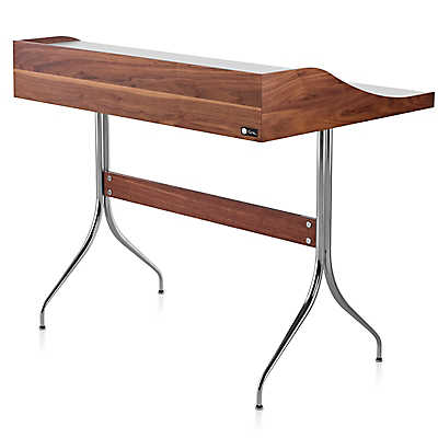 On Sale. Picture Of Nelson Swag Leg Desk By Herman Miller. Picture Of Nelson  Swag ...