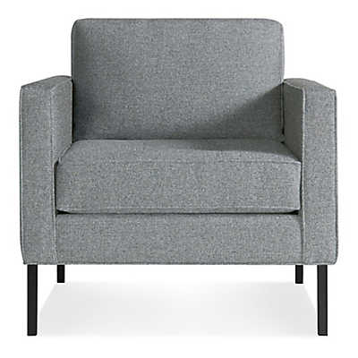 Picture of Paramount Lounge Chair by Blu Dot