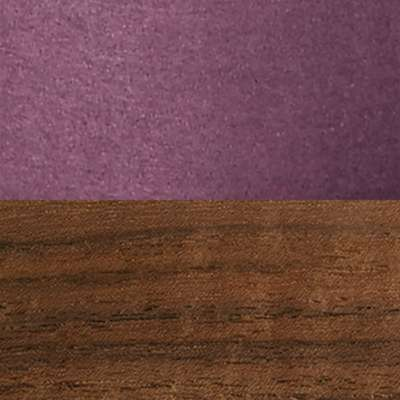 Purple/Walnut for Chip Dining Chair by Blu Dot (CH1CHR)