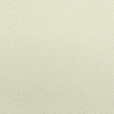 White Elmosoft Leather for Amia Chair by Steelcase (482)