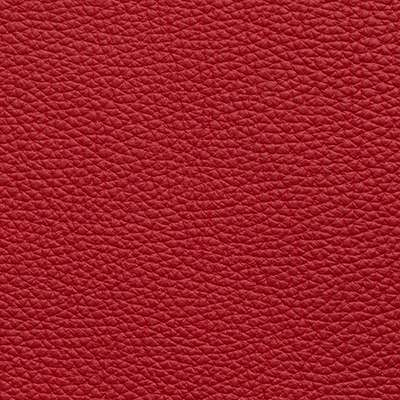 Brick Red Cori Leather for Stressless Medium Soft Ottoman by Ekornes (STMEDOTT)