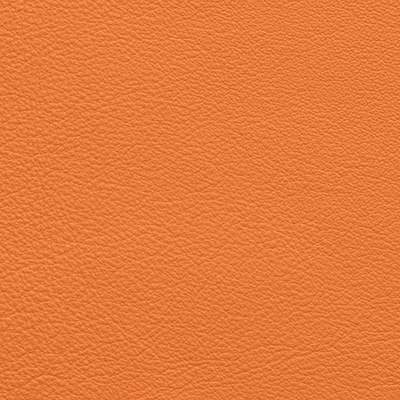 Apricot Orange Paloma Leather for Stressless Medium Soft Ottoman by Ekornes (STMEDOTT)