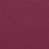 Request Free Beet Red Paloma Leather Swatch for the Stressless Wave Sofa, Highback by Ekornes