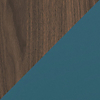 Request Free Toasted Walnut, Marine Swatch for the Margo Cabinet by BDI