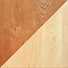 Request Free Cherry/Maple Swatch for the Sarah 6 Drawer Dresser by Copeland Furniture