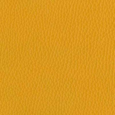 Mustard Cori Leather for Stressless Skyline Chair Small with Signature Base by Ekornes (STSKYLINESMSIG)