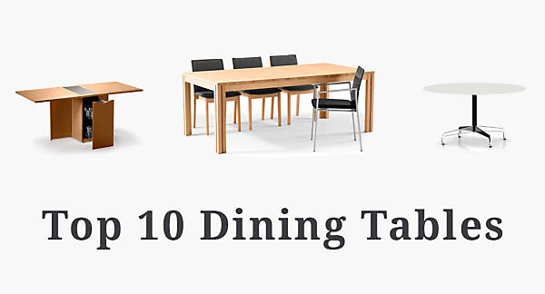 Extending expandable dining tables for Top 10 dining tables